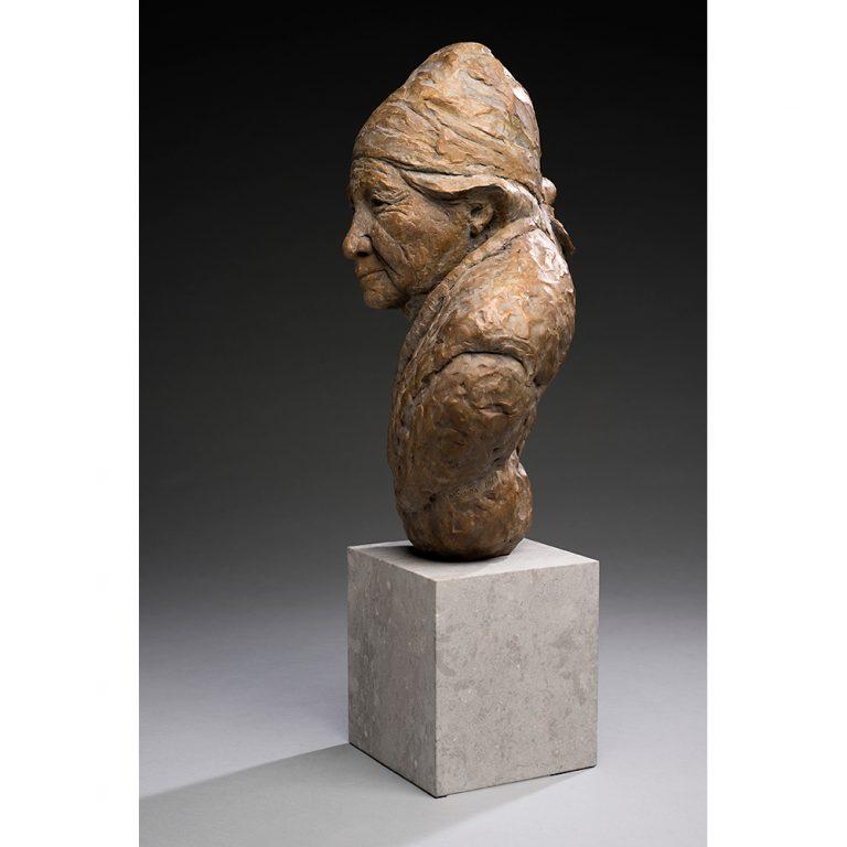 Grandma, Bronze, Edition of 11, Life-Sized