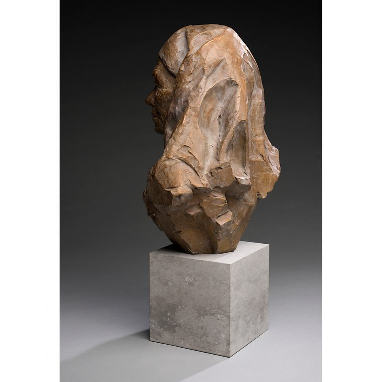 Taos Man, Bronze, Edition of 11, Life-Sized