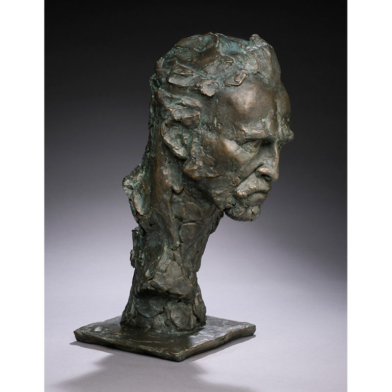 Vincent van Gogh, Bronze, Edition of 9, Life-Sized